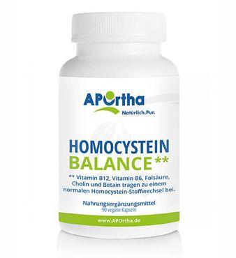 Homocystein Balance** - 90 vegane Kapseln