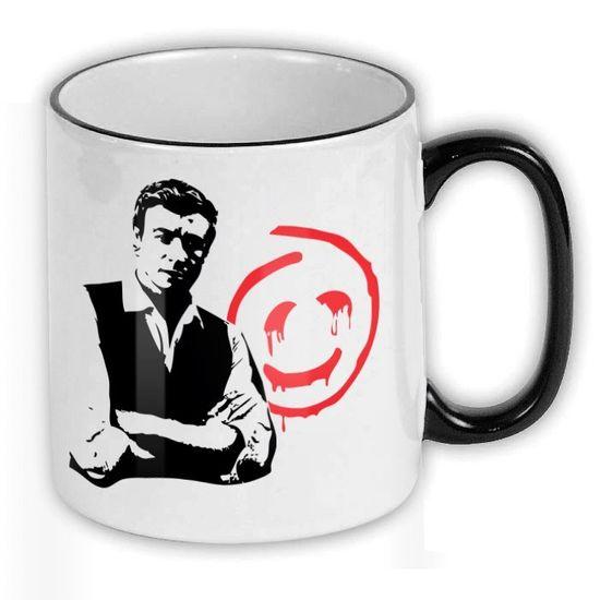 FunTasstic Tasse Bad Smiley Kaffee-Pott (T136)