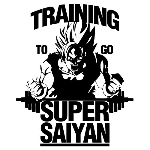 Funtasstic Tasse Training Super Saiyan - Kaffeepott Kaffeebecher by StyloTex