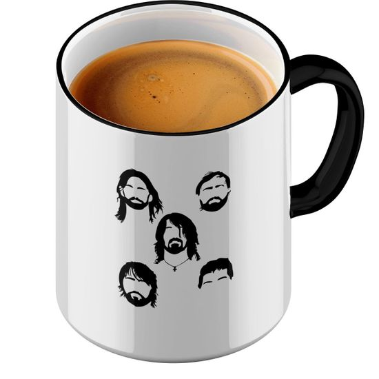 Funtasstic Tasse Rock Fighter - Kaffeepott Kaffeebecher by StyloTex