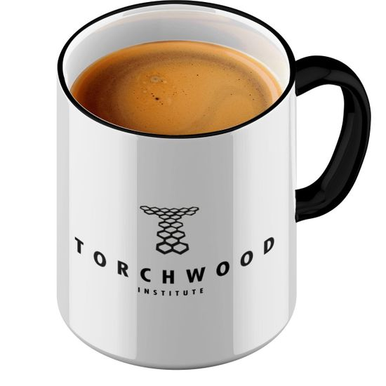 Funtasstic Tasse Torchwood Institute - Kaffeepott Kaffeebecher by StyloTex