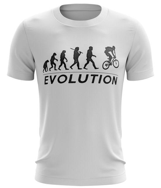 Stylotex Fitness T-Shirt Herren Sport Shirt Evolution MTB Gym Tshirts für Performance beim Training | Männer kurzarm | Funktionelle Sport Bekleidung