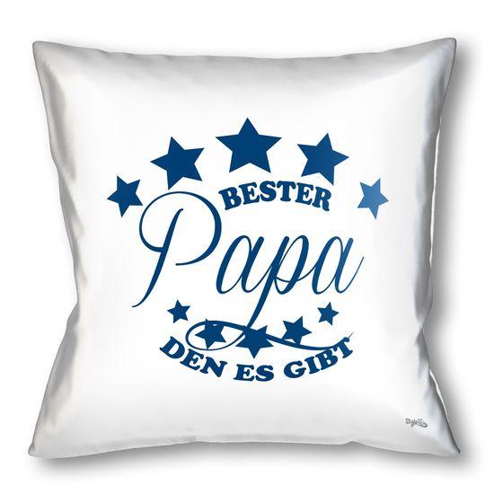 Dekokissen Bester Papa den es gibt