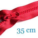 Jacken Reißverschluss teilbar 35 cm 001