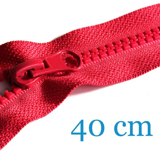 Jacken Reißverschluss teilbar 40 cm