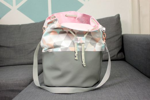Bucket Bag von DIY-Eule *Showroom*