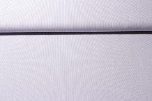 """Baumwolle gemustert - 80""""Stripe Grau Weiss"""