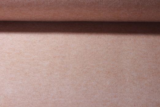 Stickfilz waschbar 3mm - Sand Melange