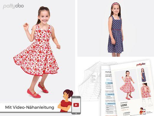 """Kinderkleid """"Leni"""""""