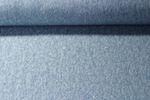 Fleece - Geneva Baumwolle Gestrickt Hellblau Melange 001