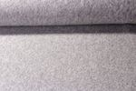 Fleece - Geneva Baumwolle Gestrickt Grau Melange 001