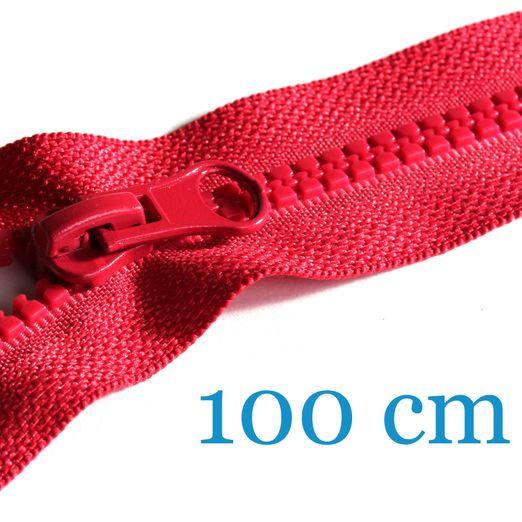 Jacken Reißverschluss teilbar 100 cm