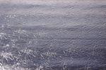 Kunstleder - Knitteroptik Silber 001