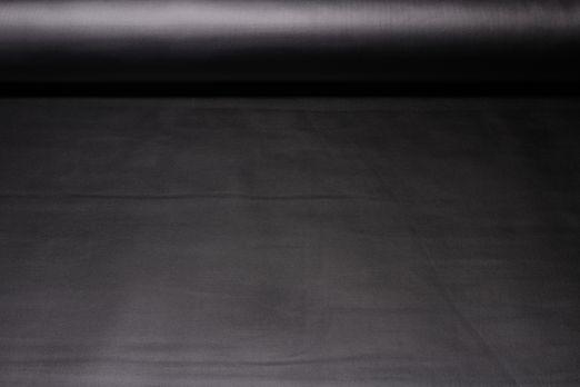 Modestoffe - Bikerleder Elastic Soft Schwarz