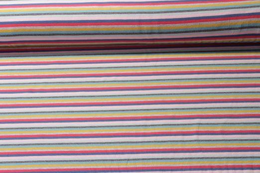 Jersey gestreift - Multicolor