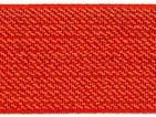 Gummiband 25mm Glitzer Rot