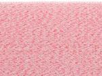 Gummiband meliert pink 40mm