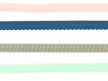 Elastisches Schrägband Bogenkante 2m