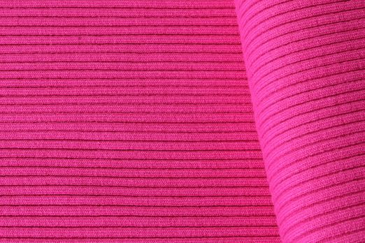 Heavy Rib Bündchen Sebastian - Pink