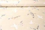 Canvas gemustert - Seagulls Sand Multicolor 001