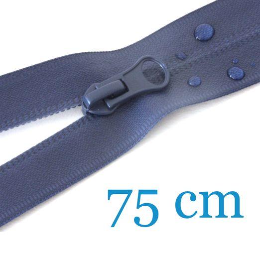Wasserdichter Outdoor Jacken Reißverschluss teilbar 75 cm