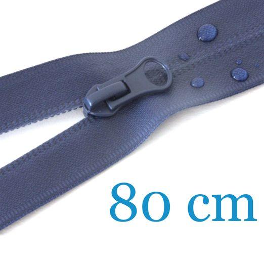 Wasserdichter Outdoor Jacken Reißverschluss teilbar 80 cm