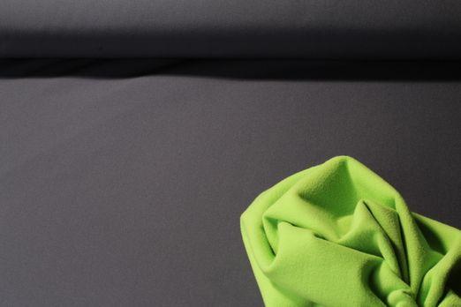 Softshell Melanie - Doubleface Anthrazit Apfelgrün