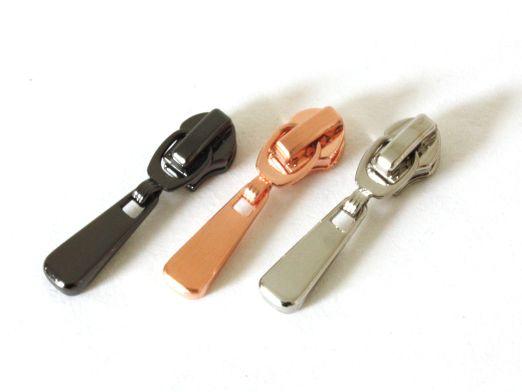 Zipper kurz für 4mm Raupenbreite