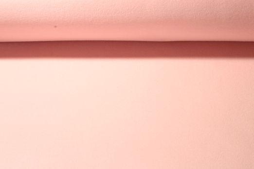 Modestoffe -  Softcoat Mantelstoff Rose