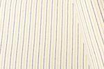Bündchen geringelt - Streifen Weiss Blau Lime 001