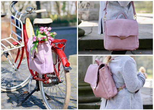 Vintage Schoolbag - Leonabel - Schnittmuster eBook