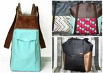 Businessbag/Weekender - Lexa/Big Lexa - Schnittmuster eBook 001