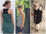 Kleid und Top - Donnerlüttchen - Schnittmuster eBook 001