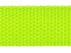 "Gurtband ""Basic"" 25mm lime"