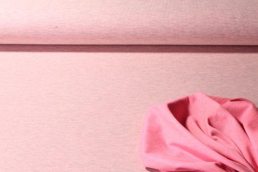 Sweat uni - Doubleface Neon Pink