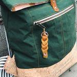 Dry Oilskin Rucksack von Mimi näht *Showroom* – Bild 1