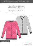 Jacke - Kim - Papierschnittmuster 001