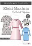 Kleid - Maxima - Papierschnittmuster 001
