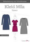 Damen Kleid - Mila - Papierschnittmuster 001