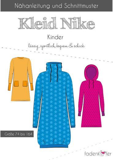 Kinder Kleid - Nieke - Papierschnittmuster
