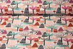 Jersey gemustert - Safari Ecru Multicolor 001