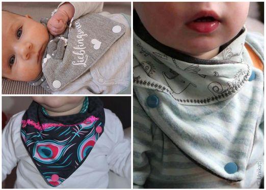 Wickelschal - Baby Zippel - Schnittmuster eBook