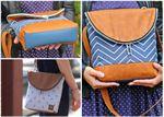 Tasche Kulturtasche - Canaria Bag - Schnittmuster eBook 001