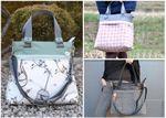 Tasche - Bag 2.0 Frühlingsliebe - Schnittmuster eBook 001
