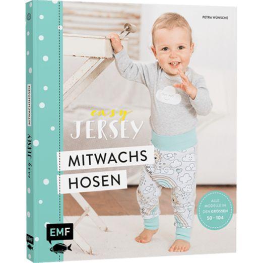 Easy Jersey – Mitwachshosen - Petra Wünsche