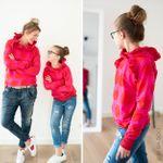 Kinder Sweater Hoodie - Mix&Match - Schnittmuster eBook 001