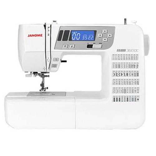 JANOME 360 DC