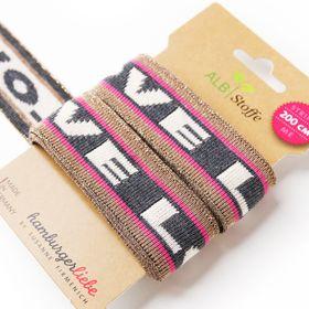 Stripe ME GLOW 3,5cm