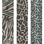 Animalprint Lurex 35mm 001