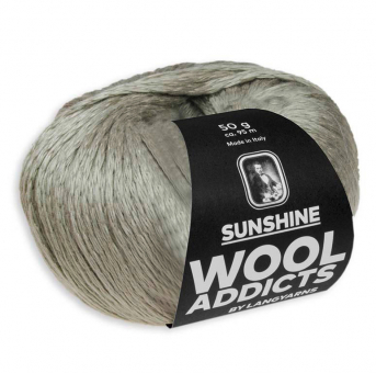 Lang Yarns WoolAddicts Sunshine 50g